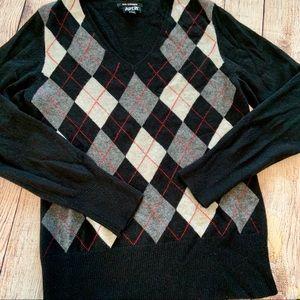Apt. 9 Cashmere Sweater Large